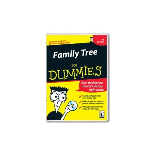 Family Tree For Dummies image