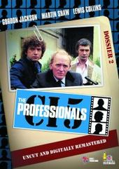 The Professionals - Dossier 2 (4 Disc Box Set) on DVD