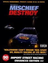 Mischief Destroy on DVD