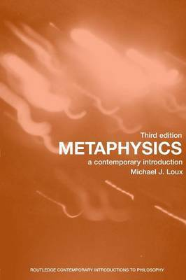 Metaphysics by Michael Loux image