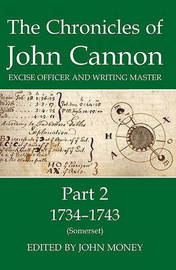 The Chronicles of John Cannon, Excise Officer and Writing Master, Part 2 image
