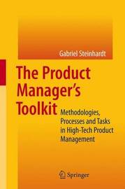 The Product Manager's Toolkit by Gabriel Steinhardt image