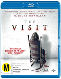 The Visit on Blu-ray