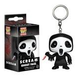 Scream: Ghostface Pocket Pop! Keychain