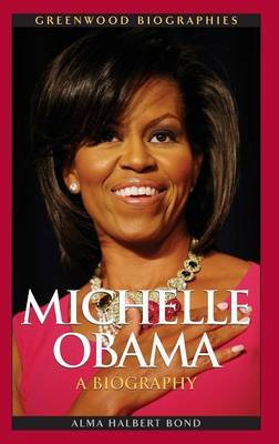Michelle Obama by Alma Halbert Bond image