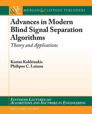 Advances in Modern Blind Signal Separation Algorithms by Kostas Kokkinakis image