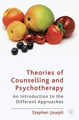Theories of Counselling and Psychotherapy by Stephen Joseph image