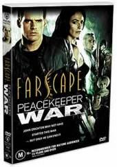 Farscape - Peacekeeper War on DVD