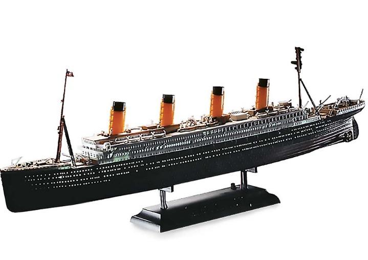 Academy 1/700 Titanic LED MCP Model Kit image