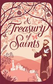 A Treasury of Saints by David Self image