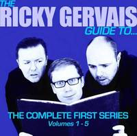 Ricky Gervais Guide to: The Complete First Series: Volume 1 to 5 by Ricky Gervais