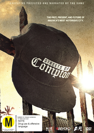 Streets Of Compton on DVD