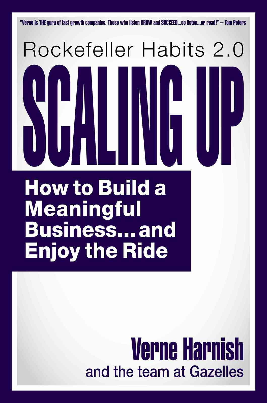 Scaling Up by Verne Harnish image