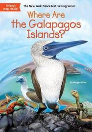 Where Are The Galapagos Islands? by Megan Stine image