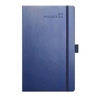 Tucson Ivory Medium 2018 Weekly Diary - China Blue