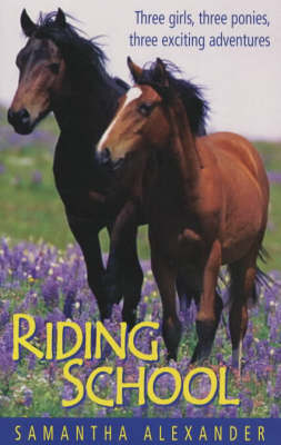 Riding School by Samantha Alexander