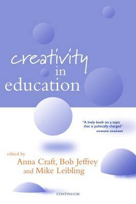 Creativity in Education by Anna Craft image