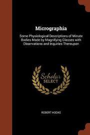 Micrographia by Robert Hooke image