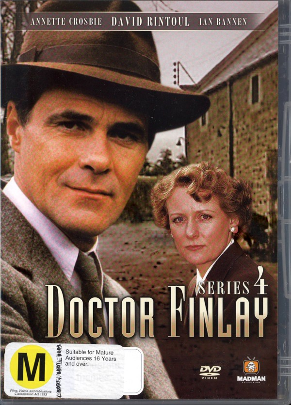 Doctor Finlay - Series 4 (2 Disc Set) on DVD image