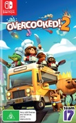 Overcooked 2 for Nintendo Switch