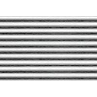 JTT: 1/16 Corrugated Siding (2 Pack)