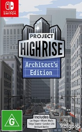 Project Highrise: Architects Edition for Nintendo Switch