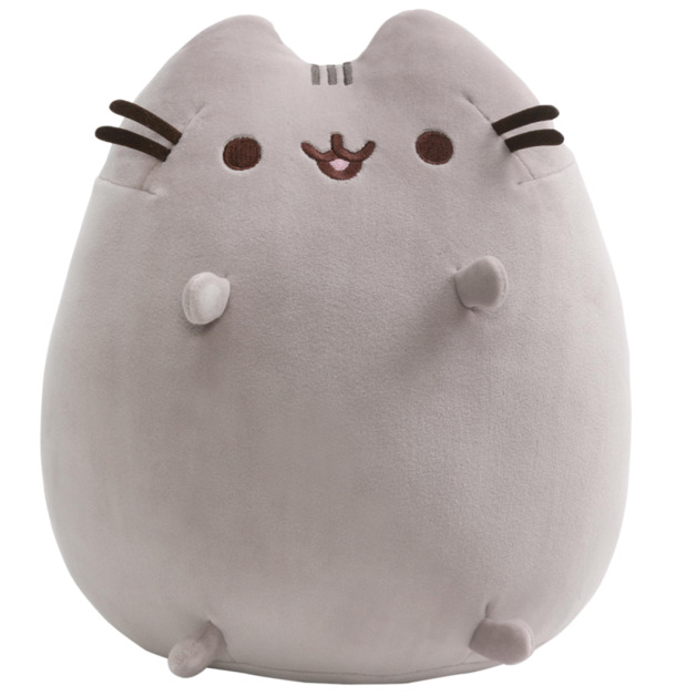 "Pusheen the Cat: Squisheen Sitting - 11"" Plush"