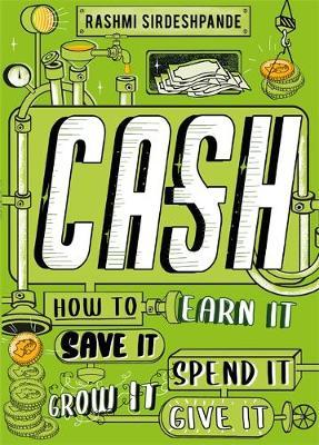 Cash by Rashmi Sirdeshpande