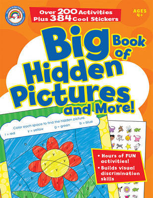 Big Book of Hidden Pictures and More! image