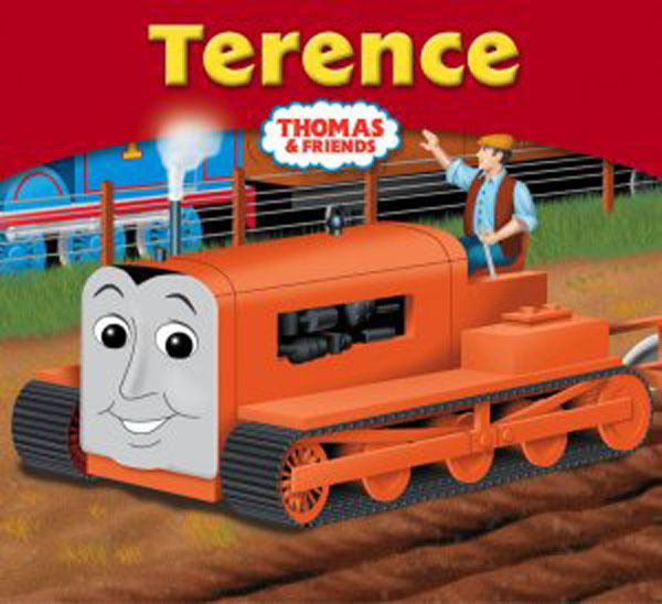 Thomas & Friends: Terence by (delete) Awdry