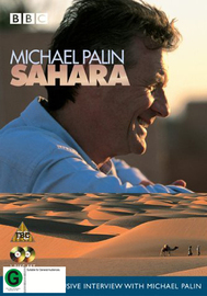 Michael Palin's Sahara on DVD image