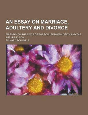 an essay on marriage