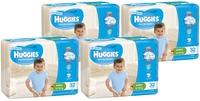 Huggies Ultra Dry Nappies Bulk Shipper - Walker Boy 13-18kg (128) image
