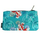 Loungefly Pokemon Goldeen Lotus Flowers Pencil Case