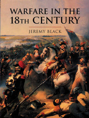 Warfare In The Eighteenth Century by Jeremy Black image