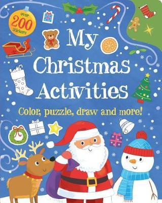 My Christmas Activities by Rennie Brown