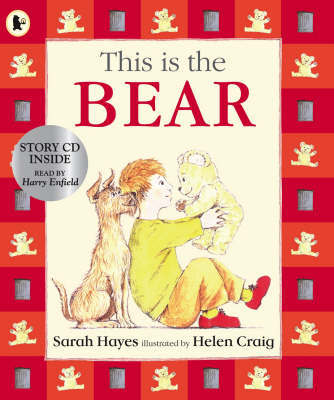 This Is The Bear Pbk With Cd by Sarah Hayes image