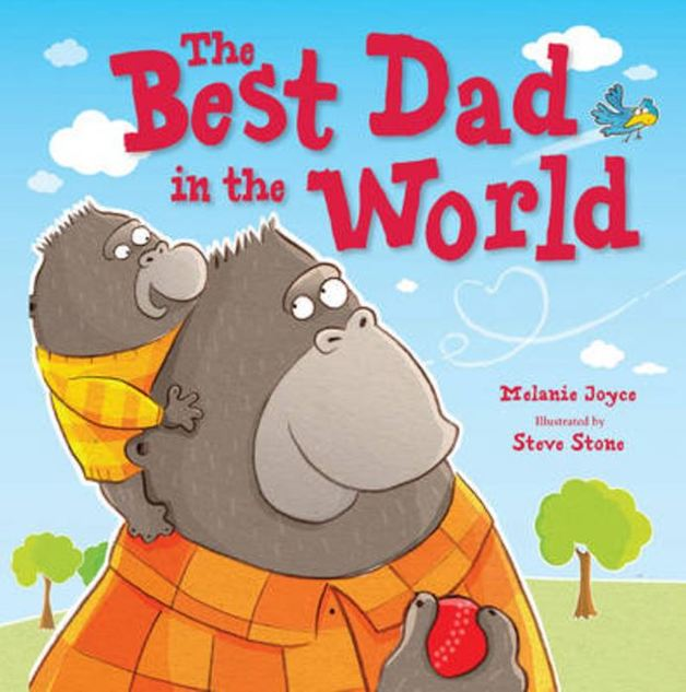 The Best Dad in The World by Melanie Joyce