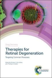 Therapies for Retinal Degeneration image