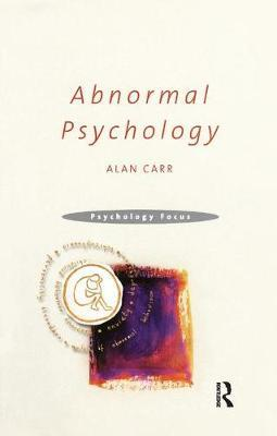 Abnormal Psychology by Alan Carr image