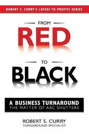 From Red to Black by Robert Curry image