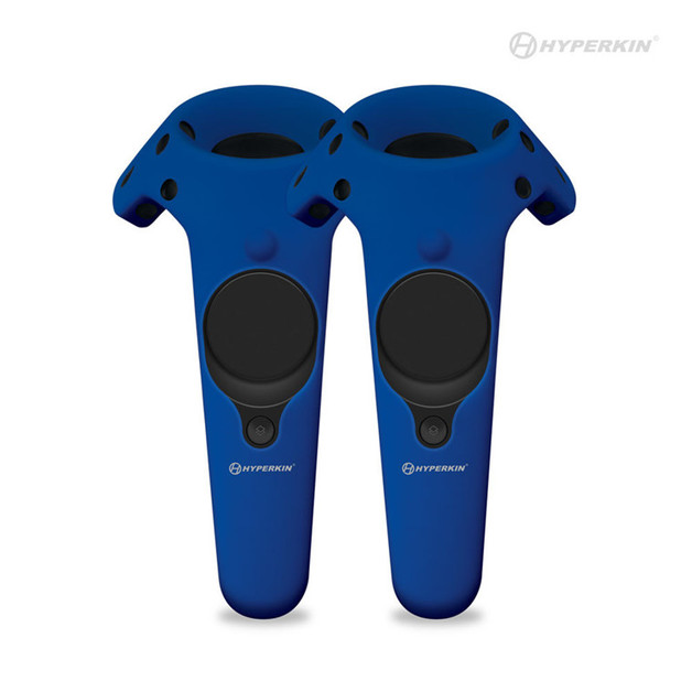 HTC: Hyperkin Gelshell Controller Silicone Skin - Blue/2 Pack