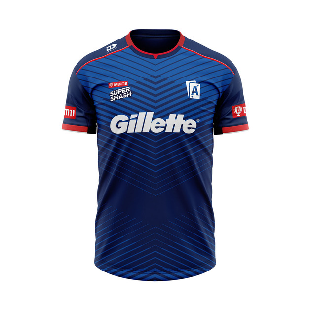 Auckland Aces Replica Playing Shirt (3XL)