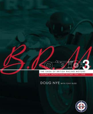 BRM: V. 3 by Doug Nye image