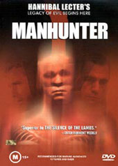 Manhunter on DVD