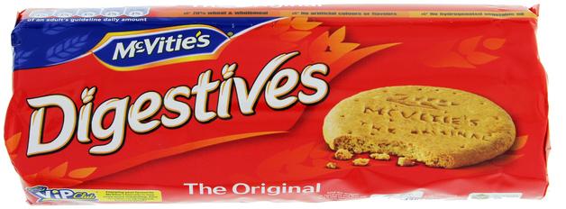 McVitie's Digestive Original (400g)