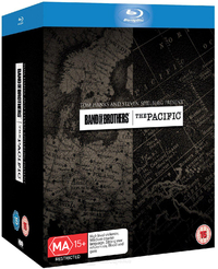 Band of Brothers / The Pacific Box Set (Vanilla Edition) on Blu-ray