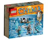 LEGO Legends of Chima - Saber Tooth Tiger Tribe Pack (70232)