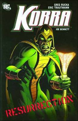 Kobra Resurrection TP by Greg Rucka