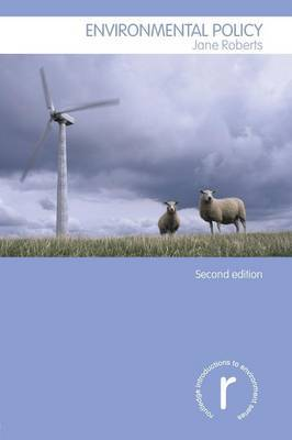 Environmental Policy by Jane Roberts image